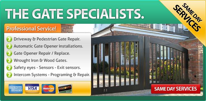 Gate service Claremont